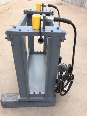 ATN Hydraulic Setup Tool Rig - For offline tool repair & setting